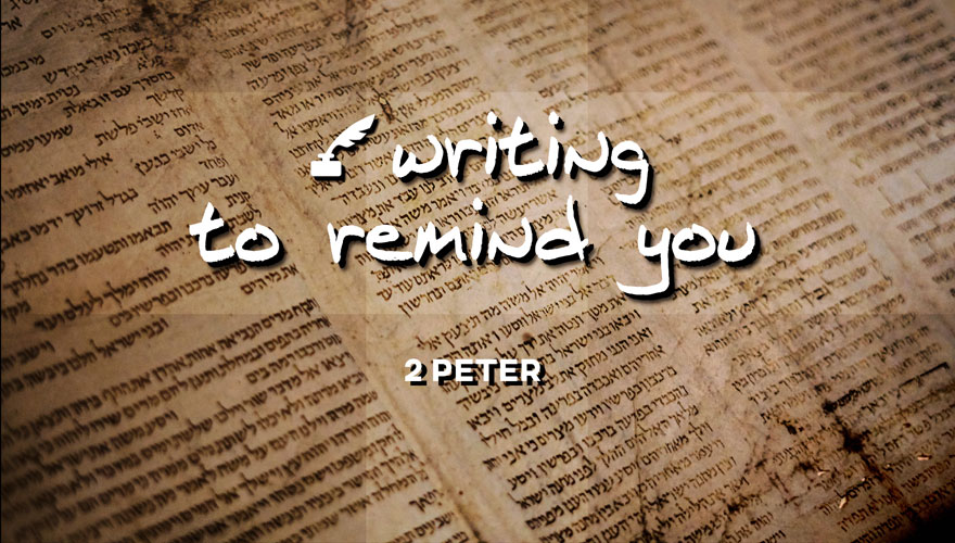 Writing to Remind You
