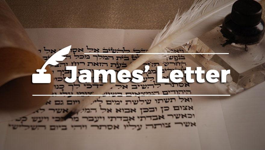 Sermon Series: James' Letter