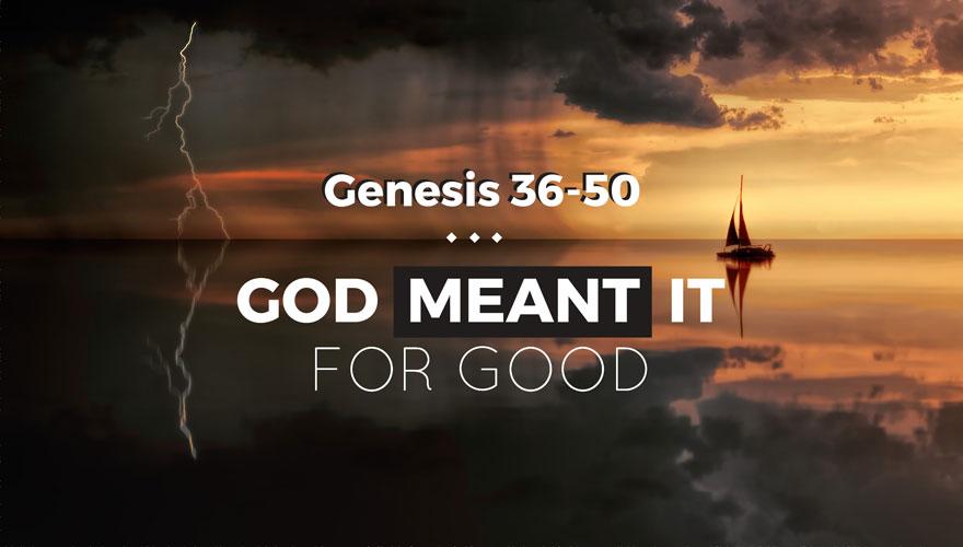 Genesis 36-50