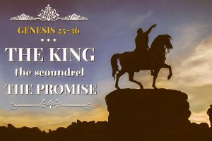 The King, the Scoundrel and the Promise