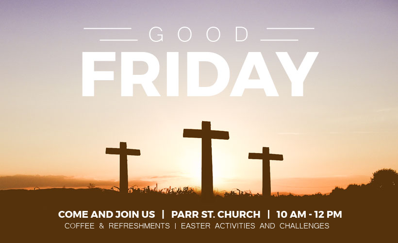 Come Together on Good Friday