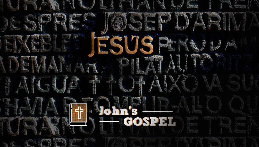 Sermon Series: Jesus - The Word of Life